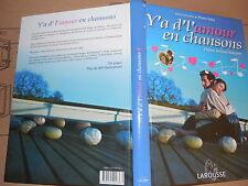 2002 PIERRE SAKA Y'A D'L'AMOUR EN CHANSONS LAROUSSE