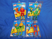 FIGURES TOY CO WORLDS GREATEST HEROES SUPER POWERS SERIES 1 Set SUPERMAN SHAZAM