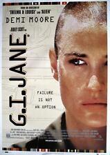 G.I. JANE FILM POSTER