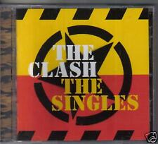 THE CLASH - THE SINGLES on CD NEW
