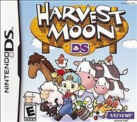 Harvest Moon DS (Nintendo DS, 2006) GAME CARTRIDGE ONLY, TESTED & WORKING A++