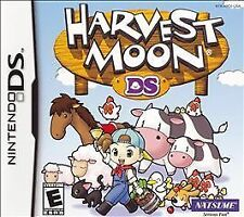 Harvest Moon DS (Nintendo DS, 2006) GAME CARD ONLY, TESTED, SHIPS FROM USA