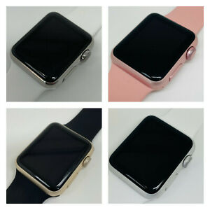 Apple Watch Series 2 38MM &42mm Space Grey / Rose Gold / Silver -GOOD CONDITION