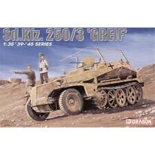 """Sd.Kfz. 250/3 """"Greif"""" Dragon 6125 1:35 Modellbau Panzer Wehrmacht Halbkette WK2"""
