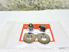 HONDA SHOCK NUTS & WASHERS CB900 CB900C CB1100 F GL1100 GENUINE OEM PARTS