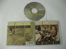 Louis Armstrong - blow satchmo blow - CD Compact Disc