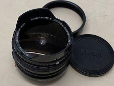 Sigma Fisheye Sigma-Fisheye 1:2.8 16mm Minolta AF 5d 7D Sony A Lens