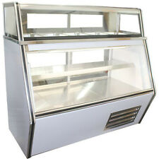 """Coolman Commercial Refrigerated 7-11 Style Deli Meat Case 60"""""""