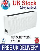 5-port & 8-port Tenda 10/100Mbps Desktop Network Switch Splitter