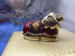 Estee Lauder Legendary Lion Beyond Paradise Solid Perfume Compact