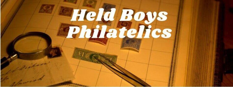 Held Boys Philatelics