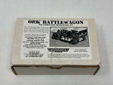 Armorcast Ork Battlewagon (RARE OOP)