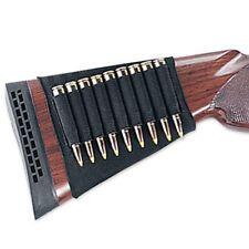 Hunting Rifle Buttstock Cartridge Holder Shell Holster Carrier Elastic for .410