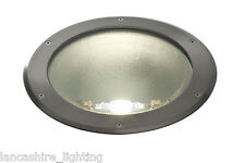Saxby Aretz Recessed Comercial Groundlight  70 W IP65 Stainless Steel