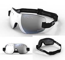 NEW- KROOPS 13-FIVE Skydiving Parachute Sports Goggles  100% UV400 Lenses