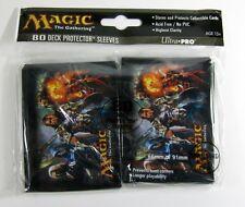80 ultra pro sleeves-Magic 2012 mtg planeswalker