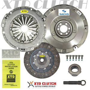 XTD CLUTCH & SACHS DUAL MASS FLYWHEEL KIT 2007-2010 MINI COOPER S 1.6L TURBO