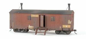 Bachmann 26998 On30 Bunk Car Camp Car MT/Box