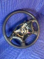 2003-2009 Toyota 4Runner Factory OEM Black Leather Steering Wheel