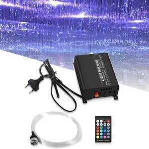 RGBW 16W LED Sternenhimmel Lichtfaser Glasfaser für Unterwasser Beleuchtung BEST