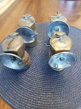 New listing Vintage Justrite Brass Coal Miners Carbide Lamp Lantern Light For Helmet 4