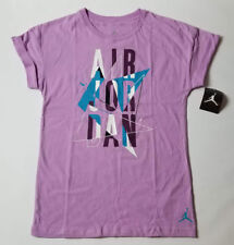 Nike Air Jordan Girls Jumpman Top Tee T-Shirt Size XL