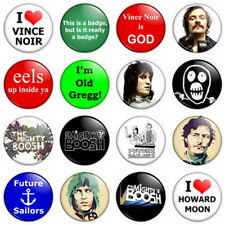 The Mighty Boosh 25mm Pin Button Badge.Comedy Cult Classic