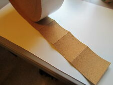 56 Self Adhesive Backed Cork for Coasters - 3.75 x 3.75 - C - Ceramic Tile/Stone