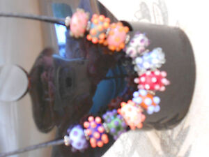 Gorgeous Handmade Lampwork Bead Necklace