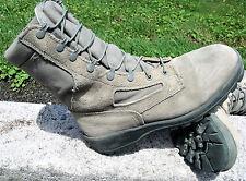Wellco US Military Air Force Sage Flight Combat Work GORETEX USAF GI Boots 9.5 W