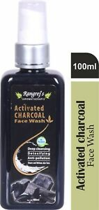 Natural Face Wash Oil Control & Fights Pollution Face Cleaner For Men-100ml-2pcs