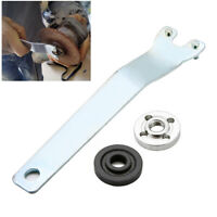 Angle Grinder Flange Spanner Wrench For MAKITA Grinder With Lock Nut Metal Tool