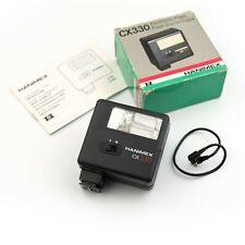 Universal HANIMEX CX330 COMPACT FLASH… Pentax/Canon/Nikon/Olympus *FILM* cameras