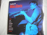 MILES DAVIS The Best Of UK triple LP 2018 new mint sealed red vinyl