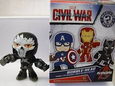 MARVEL CAPTAIN AMERICA CIVIL WAR FUNKO BOBBLE-HEAD - CROSSBONES - 1/12