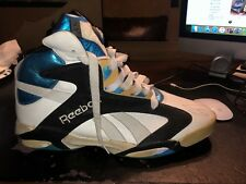 0e7103f65f1e5d Shaquille O Neal Signed Reebok Shoe Autographed Player Exclusive PE Rookie  Pumps