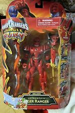 Power rangers Jungle Fury Tiger Ranger Bnib