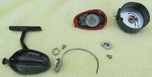 USED Parts Mitchell 300A Fishing Reel - Side Plates; Bail; Spool Housing + More