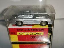 Schuco Piccolo 01391- Mercedes-Benz 300 SL silber - OVP