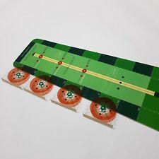 Korea Billiards Cue Stroke Test Training Board 3Cusion carom Individual player