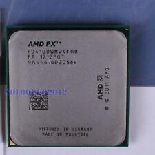Free shipping AMD FX-Series FX 4100 3.6 GHz Quad-Core AM3 FD4100WMW4KGU CPU