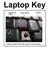 HP Keyboard KEY - HP HDX 16 X16 X16T HDX16T HDX 18 X18 X18T HDX18T - Backlit