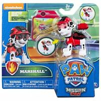 Paw Patrol Mission PAW Action Pack Pup (Marshall) Spin Master Card Included