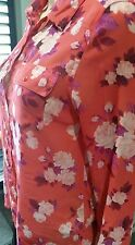 AMERICAN EAGLE OUTFITTERS S/P BLOUSE TOP SHIRT size 12