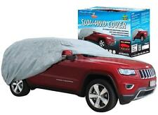 Car Cover Suits X Large 4WD & Dual-Cab Ute with Canopy to 5.56m WeatherTec