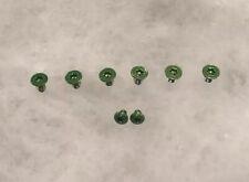 Translucent Green Handle Screws For Zero Tolerance ZT0770 Knife Flush Conversion