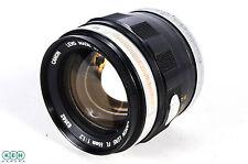Canon 55mm F/1.2 BL FL Mount Lens