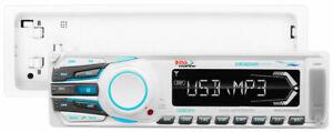 BOSS AUDIO MR1308UAB Marine Single Din Receiver Bluetooth USB/SD/AUX/MP3 PLAYER