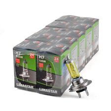 10 X H7 24V 100W Amarillo Dorado Halógeno Headlight Bulbs 3000k Bombilla De Nieve ambiente Camión