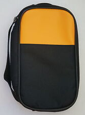 SOFT CARRYING CASE SMALL 4 FLUKE MULTIMETERS 15B 17B 18B 115C 116C 117C 177 179